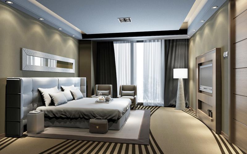Textiles-matelasses-luxe-Hotellerie-residence